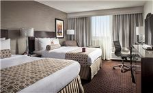 Crowne Plaza Phoenix Airport Rooms - Double Bed Guestroom