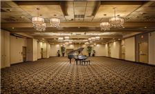 Crowne Plaza Phoenix Airport Weddings - Piano and Ballroom