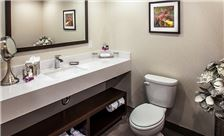 Crowne Plaza Phoenix Airport Rooms - Presidential Bathroom
