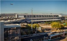 Crowne Plaza Phoenix Airport Amenities - Sky Train Station