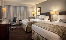 Crowne Plaza Phoenix Airport Rooms - Standard Double Room