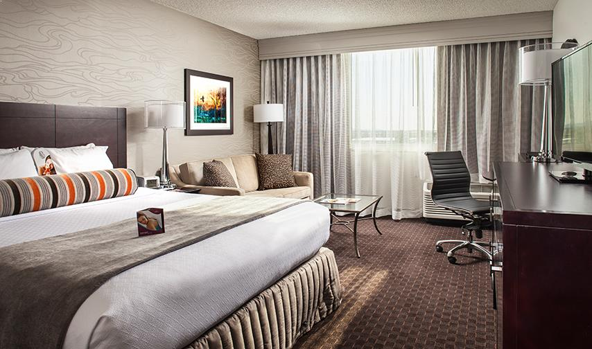 Crowne Plaza Phoenix Airport, Arizona King Executive