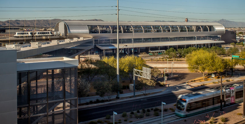 Phoenix, Arizona Hotel Ride the Light Rail Package