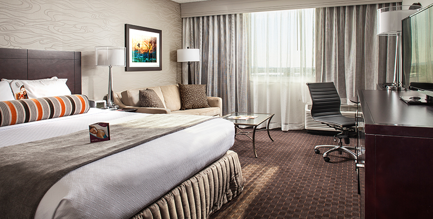 Two Queen Beds Hearing Accessible Non-Smoking at Crowne Plaza Phoenix Airport, Arizona